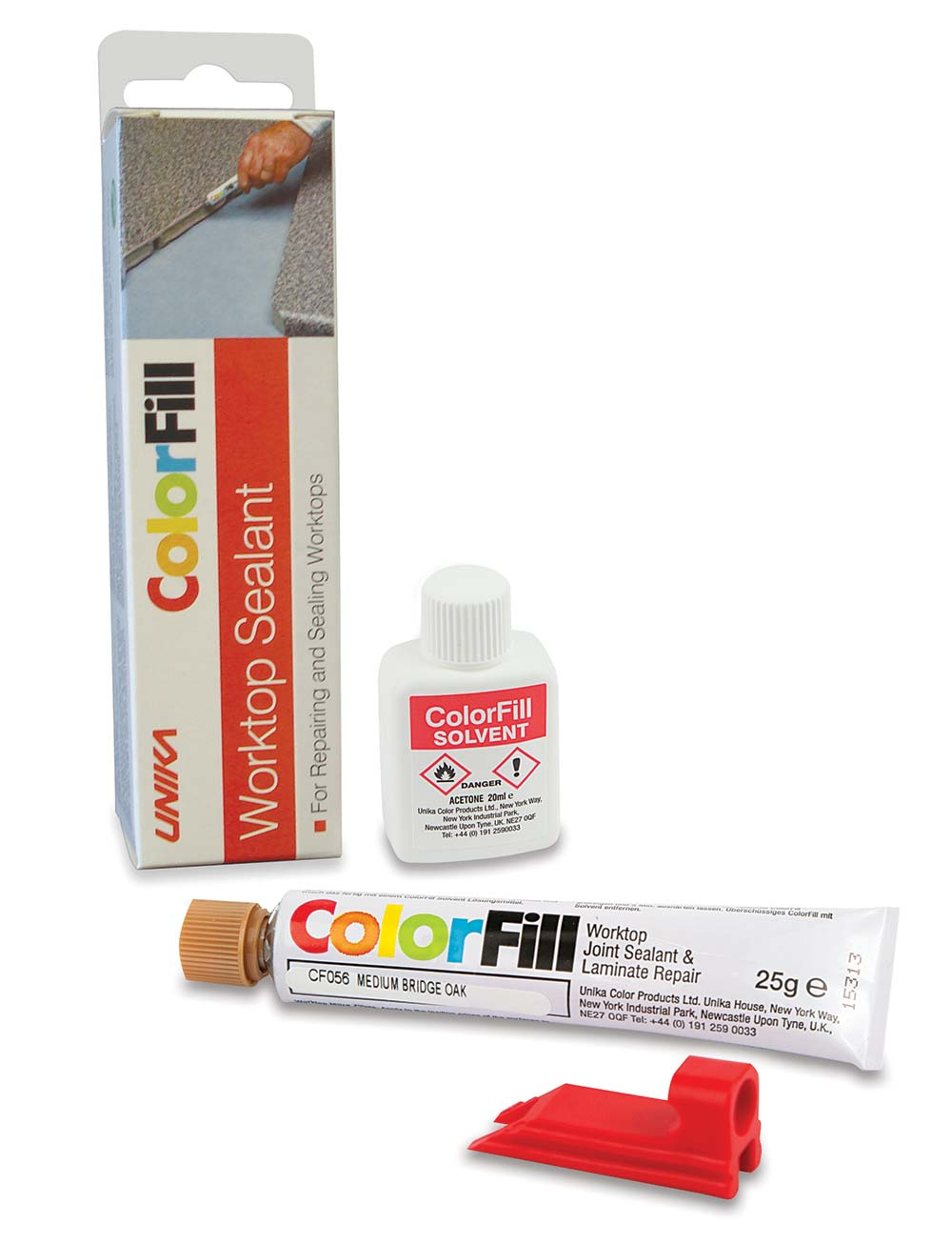 ColorFill Worktop Joint Sealant