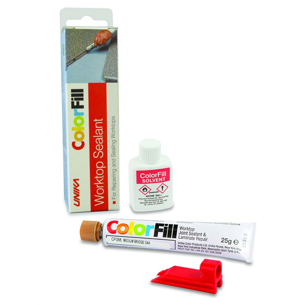 Colour Matched Worktop Joint Sealant